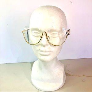c3573f9818 sunglass spot. Sunny Spot Gold Frames Clear Glass
